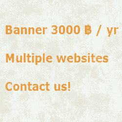 Banners on Travel related websites