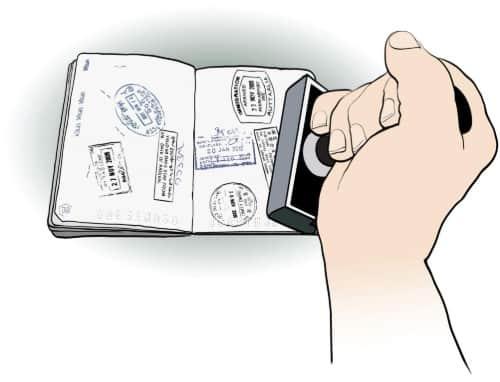 pass and visas